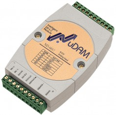 NUDAM ND-6017 8-Channel analog input module